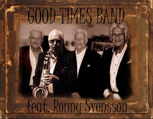 good times band ronny