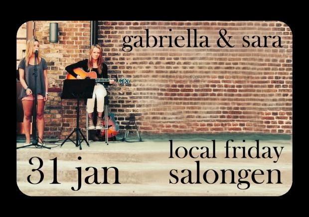 gabriella & sara