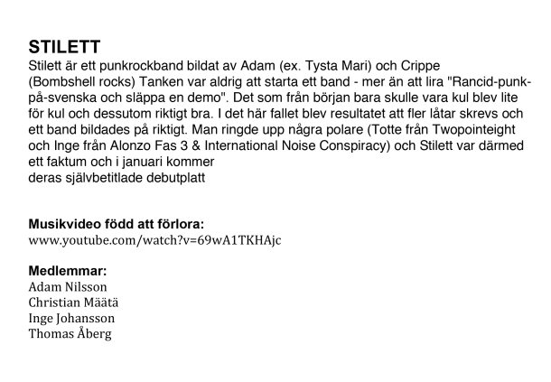 Microsoft Word - STILETT_bio.docx