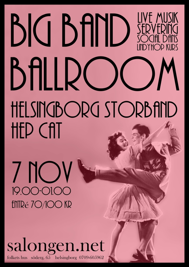 big band ballroom